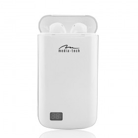 Casca Bluetooth Media-Tech R-Phones,Power MT3598 Microfon Integrat, ALB